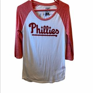Limited Edition Victoria Secret PINK Phillies top